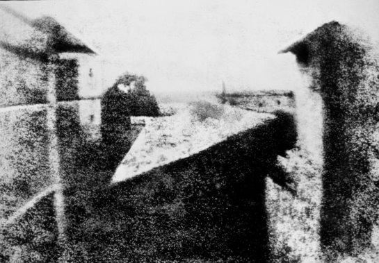 İlk Fotoğrafın Düzenlenmiş Hali